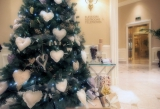 Designer trees at the Sutton Place Hotel raise money for charity