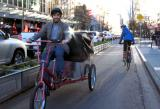 SHIFT Delivery Co-op Vancouver cargo bike delivery