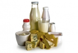 Unpasteurized milk and milk products may contain salmonella, E. coli or listeria