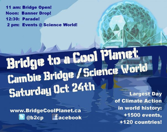 Bridge to a Cool Planet Vancouver