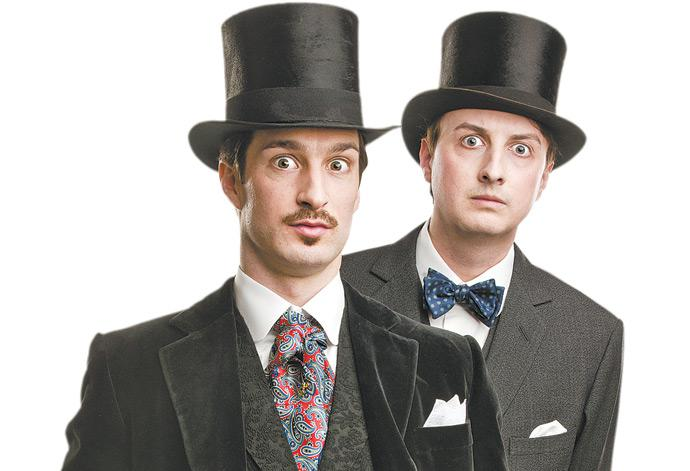Oscar Wilde's The Importance of Being Earnest plays at the Stanley Theatre