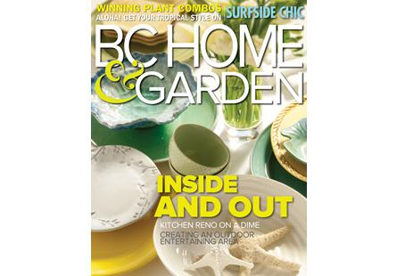 BC Home and Garden Magazine July 2013