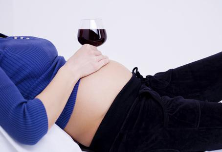 There are no known benefits from consuming alcohol during pregnancy
