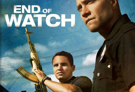 End of Watch on DVD