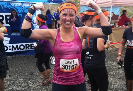 Tough Mudder proves you're tougher than you might think!
