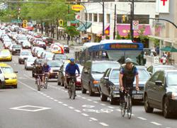 Vancouver Council approves bike-friendly 10-year plan