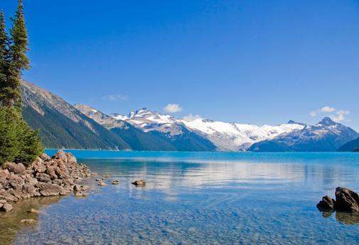 Garibaldi Provincial Park is a year-round favourite among British Columbians