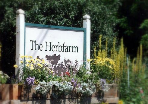 Food is cherished and savoured at The Herbfarm in Washington
