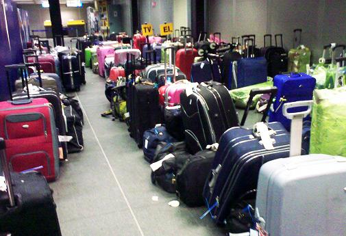 BC Living - Millions of bags will be lost by airlines every year