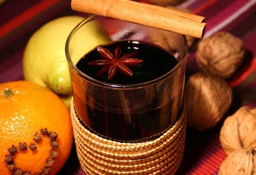 BC Living - With nutmeg, cardamom and cinnamon, this mulled wine is spicy
