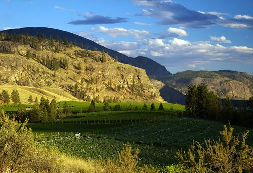 BC Living - Relax in the Okanagan with free accommodation, meals and spa