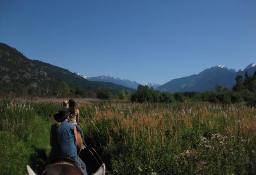 Fabulous Food and Breathtaking Adventures in Sunny Pemberton
