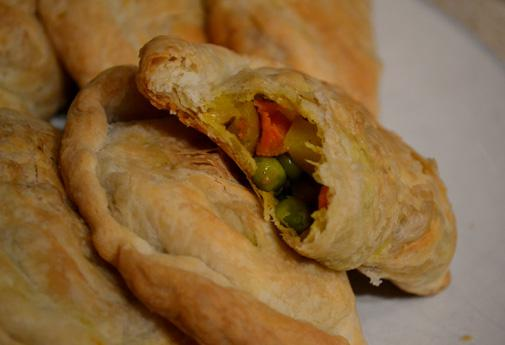 Meatless Mondays: Vegetable Samosas
