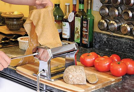 Making homemade pasta is easier than you think and so much fun