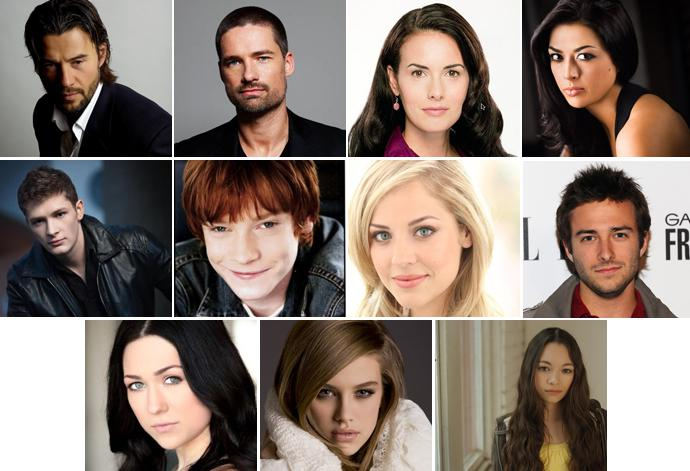 Top 11 Hottest Vancouver Actors to Watch for 2011 Re-cap